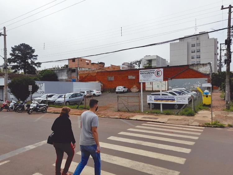 Projeto 'A Vaga é do Meu Cliente' já conta com quatro estacionamentos