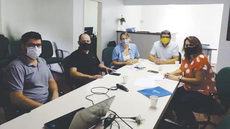 Corede/FN firma parceria com o COFRON para  elaboração e execução do projeto da CP 2021