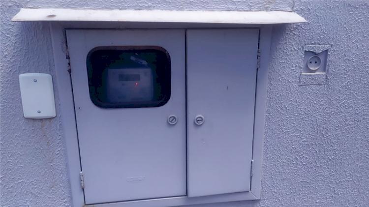 Ao comprar seu imóvel,  você pediu uma  aferição no medidor de luz para a campanhia?