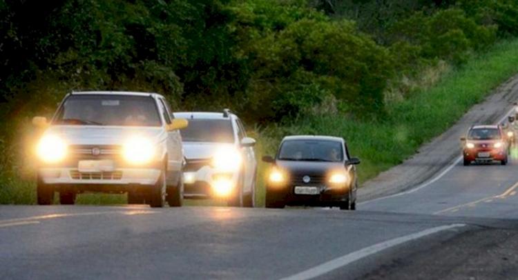 Mudanças na lei de trânsito entram em vigor em abril