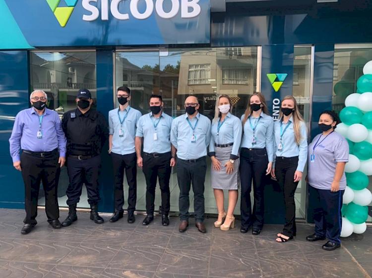 Sicoob inaugura agência em Três de Maio