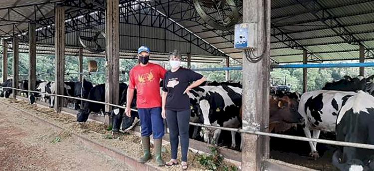 Prêmio Fidelidade é distribuído entre 778 produtores que entregaram ininterruptamente a produção de leite à Cotrisal/CCGL  durante o ano de 2020
