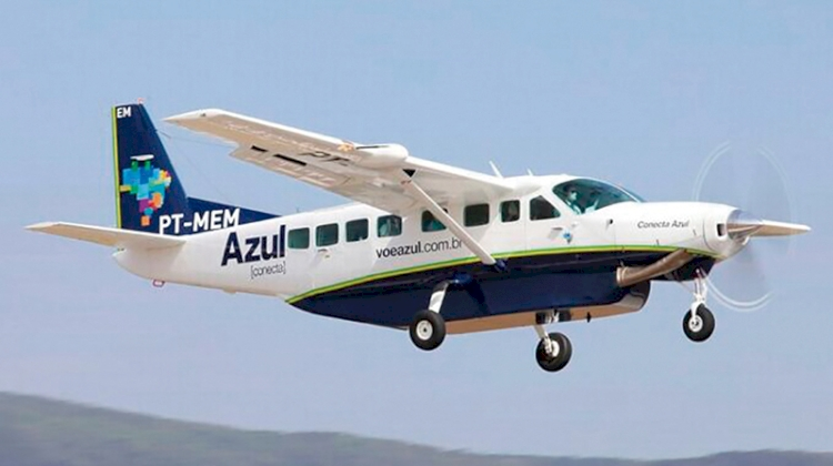 Linha aérea Santa Rosa-Porto Alegre  inicia em agosto