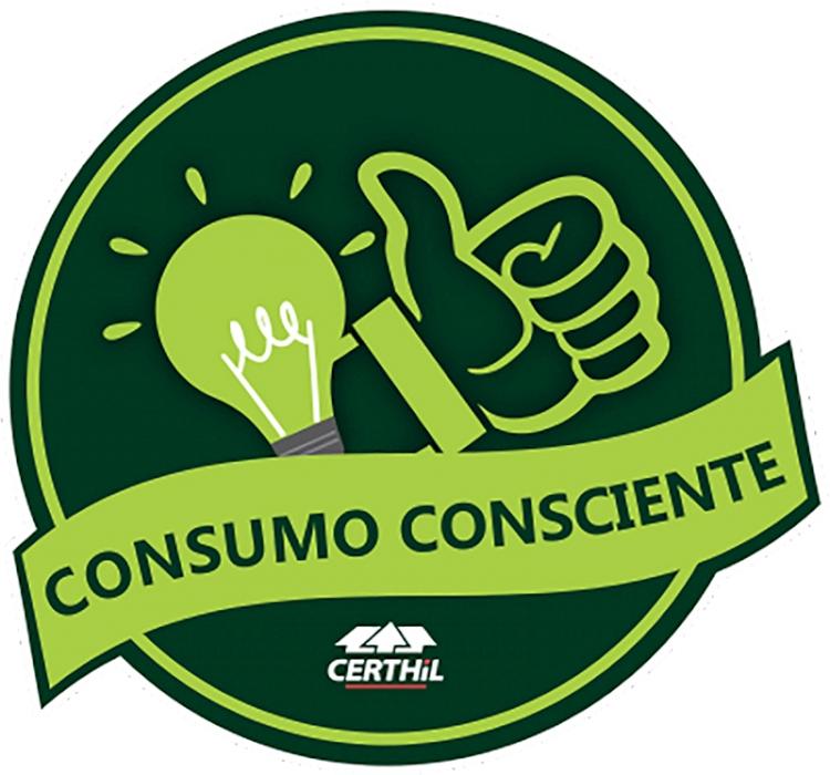 Certhil lança campanha  Consumo Consciente