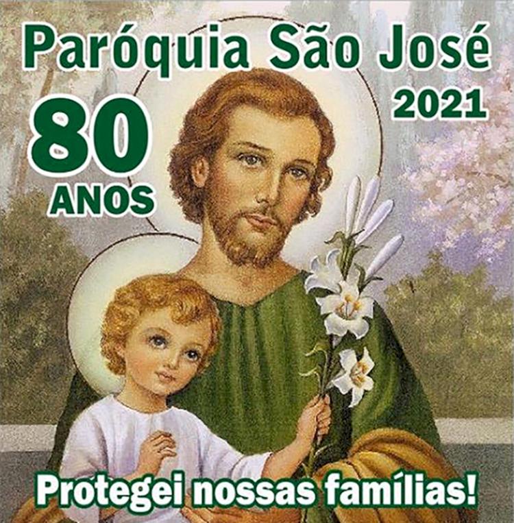 80 anos da Paróquia São José